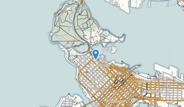 Devonian Harbour Park Map