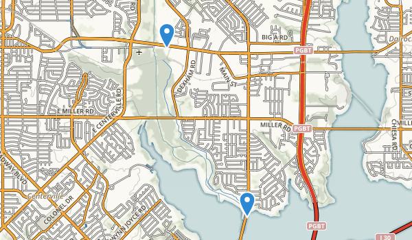 Springfield Park Map