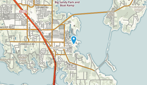 Willow Grove Park Map