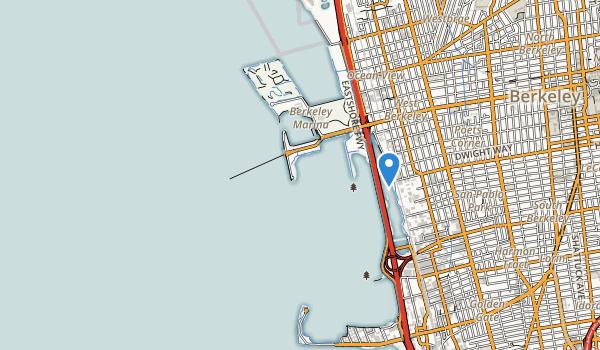 Cesar E  Chavez Park Map