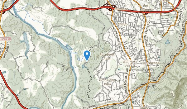 Brooklawn Park Map