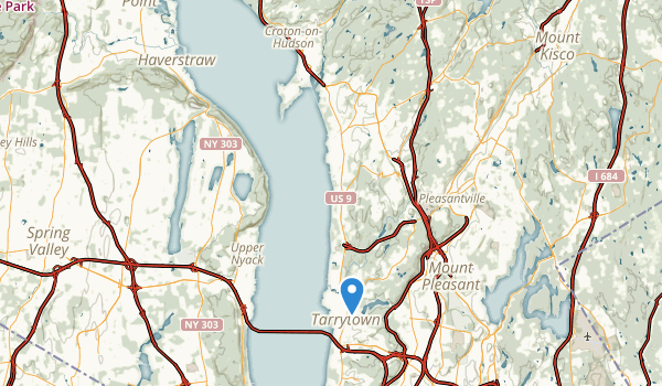 Croton Point County Park Map