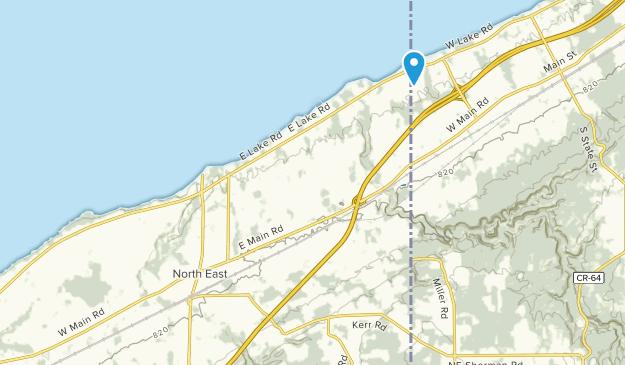 Gravel  Pit Park Map