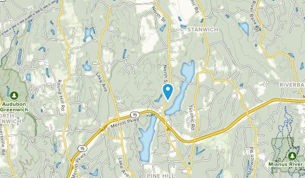 Babcock Preserve Map