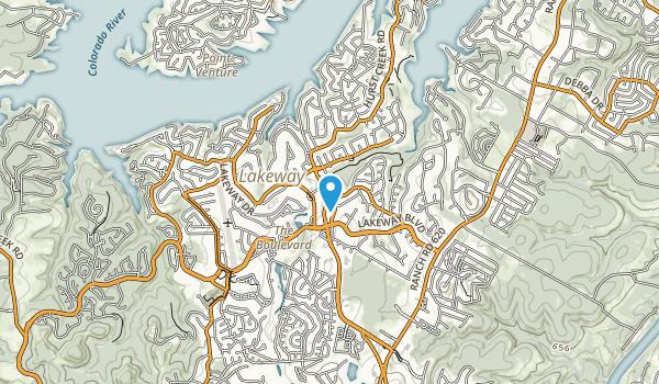 Lakeway City Park Map