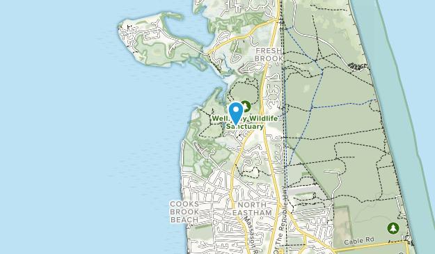 Sunken Meadow Map