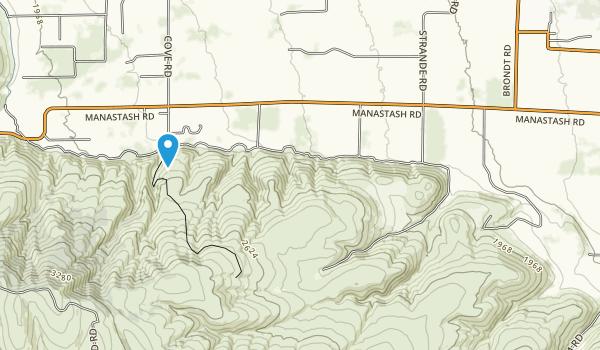 West Ellensburg Park Map