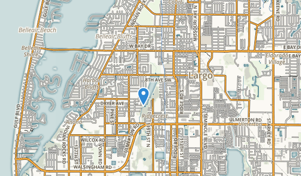 John S Taylor Park Map