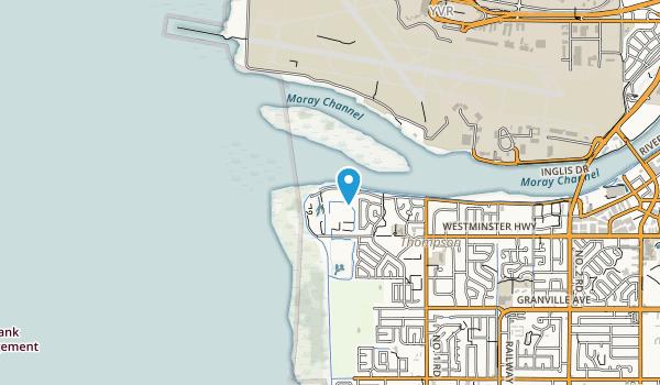 Terra Nova Rural Park Map