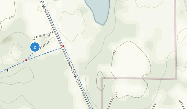 Pine Point Park Map