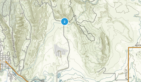 Rabbit Mountain Open Space Map
