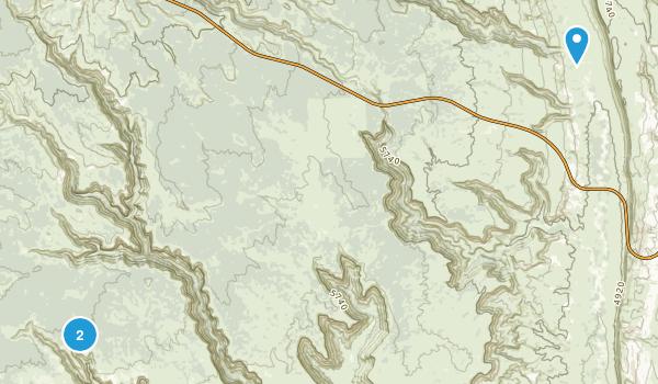 Best Trails in Ute Mountain Indian Reservation Utah AllTrails