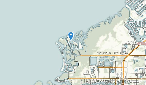 Eg Simmons Park Map