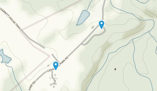 Cedarock Park Map