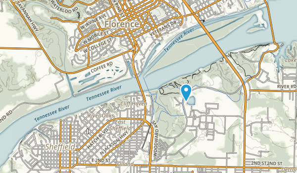 McFarland Park Map
