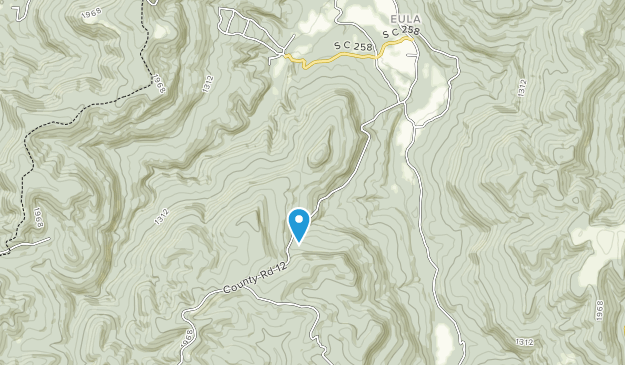 Stack Rock Scenic Area Map