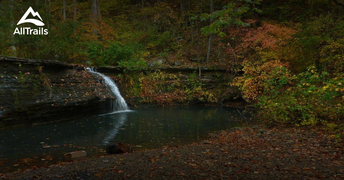 Best Trails In White Rock Mountain Recreation Area