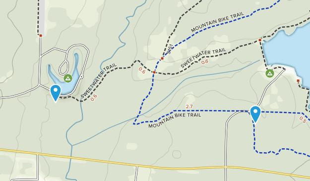 Munson Recreation Area Map