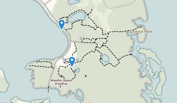 Weedon Island State Preserve Map