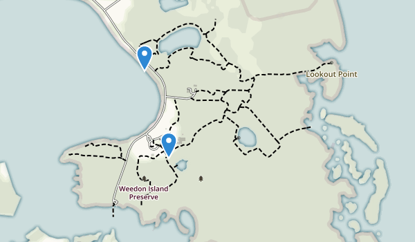 Weedon Island State Preserve Map
