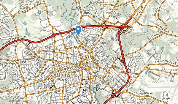 Dudley Park Map