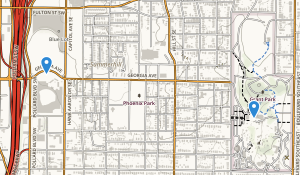 Grant Park Map