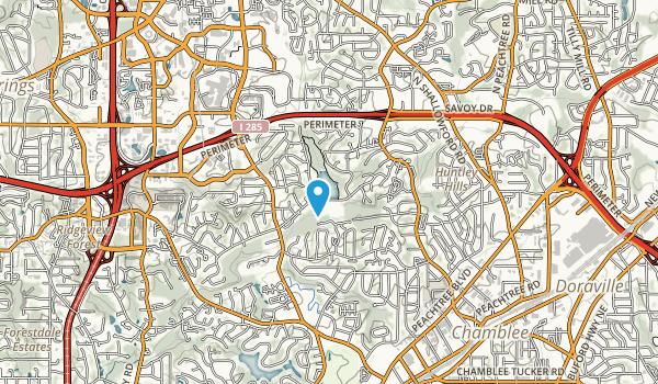 Murphy Cadler Park Map