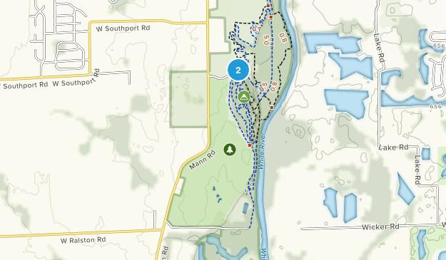 South Westway Park Map