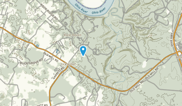 Otter Creek Park Map