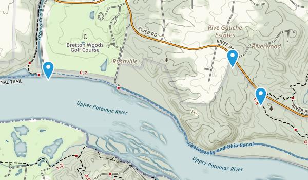 Blockhouse Point Park Map