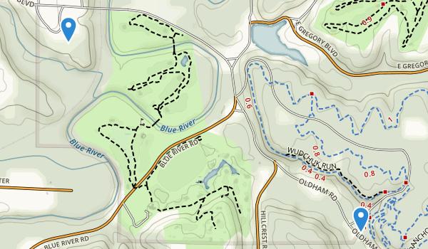 Swope Park Map