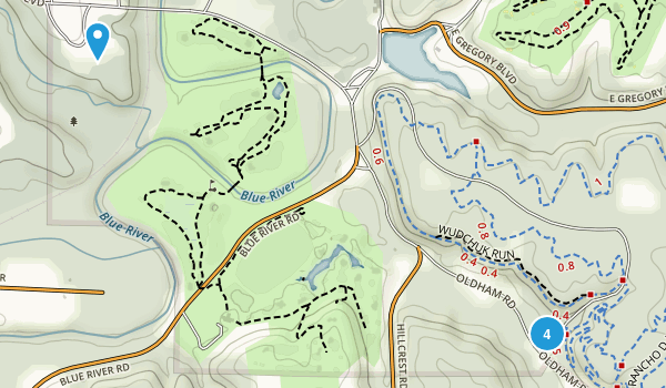 Swope Park Map