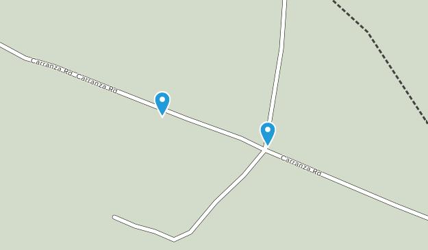Carranza Memorial Map