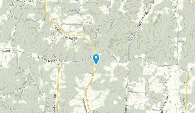 Flint Ridge Park Map