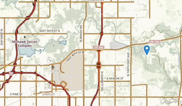 Mohawk Park Map