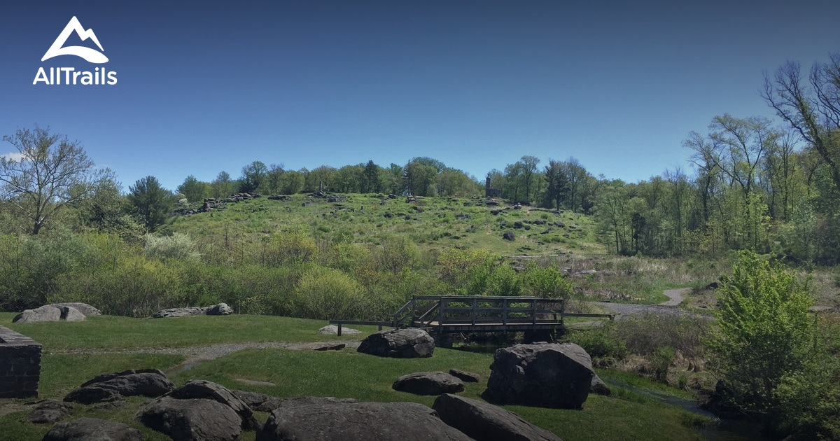 North Park Lincoln >> Best Trails in Gettysburg National Military Park   AllTrails