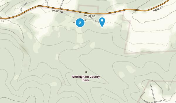 Nottingham Park Map