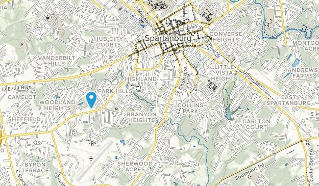 Duncan Park Map