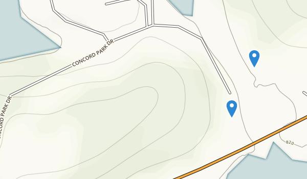 Concord Park Map