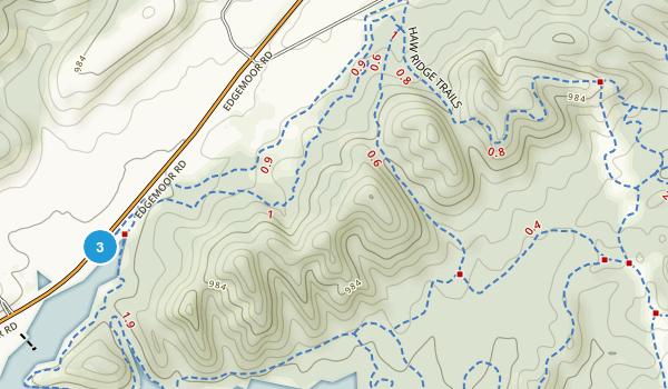 Haw Ridge Park Map