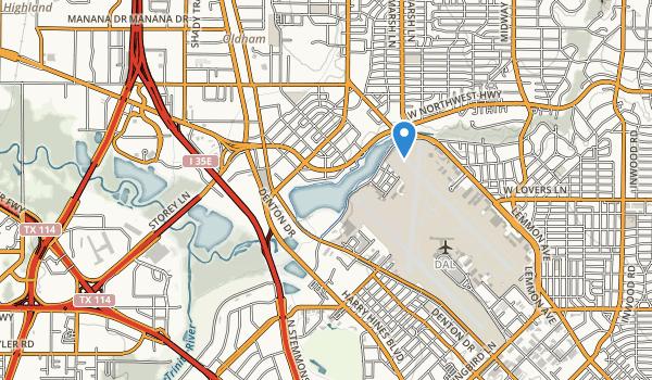 Bachman Lake Park Map