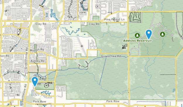 Bear Creek Park Map