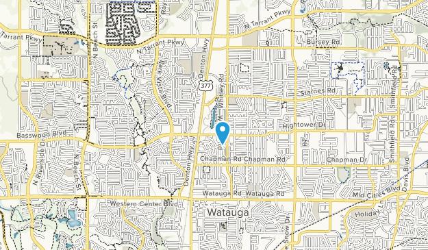 Campo de callahan Map