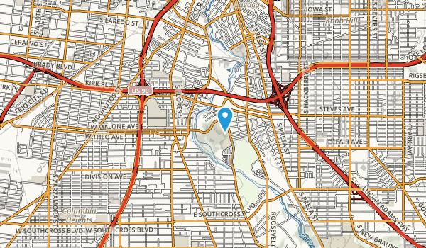 Concepcion Park Map