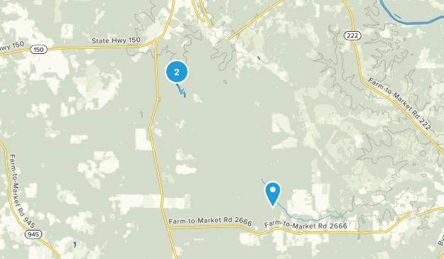 Double Lake Recreation Area Map