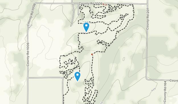 Parque Municipal de Erwin Map