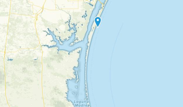 Map Of Texas Islands.Best Trails In Padre Island National Seashore Texas Alltrails