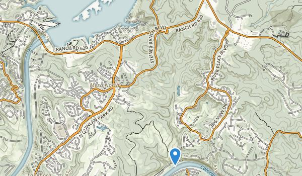 Tom Hughes Park Map