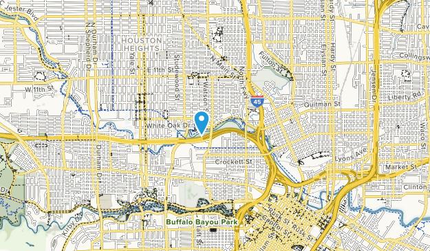 White Oak Park Map