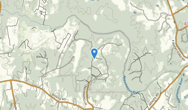 Amella Wildlife Management Area Map